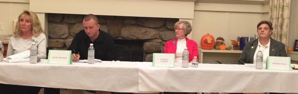 In Case You Missed It: Meet the Candidates Forum (10/23/17)