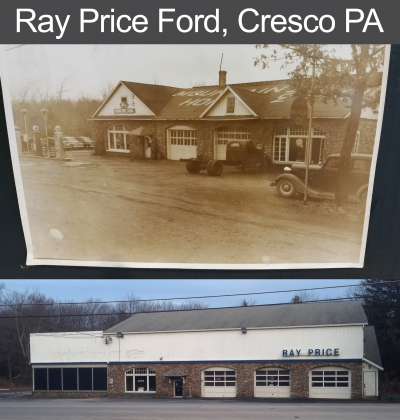 Throwback: Raymond Price Garage, Mountainhome