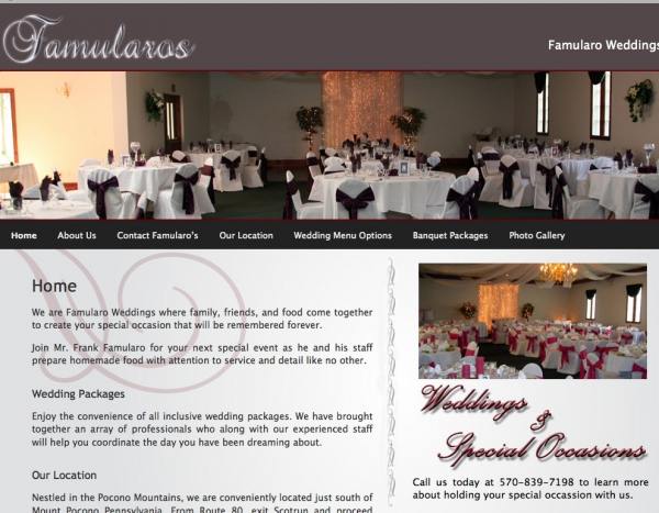 Formularo Catering & Banquet