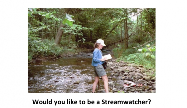 Brodhead Watershed Streamwatch Training - March 22 & 24, 2018