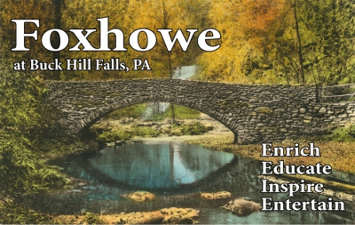 Foxhowe Events in Buck Hill - August 19 & 20, 2017
