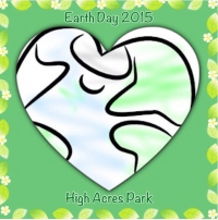 Earth Day 2015 at High Acres Park