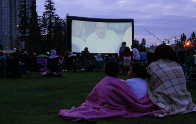 Movie at the Park (High Acres) 2017
