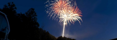 2016 Fourth of July: Fireworks Locations