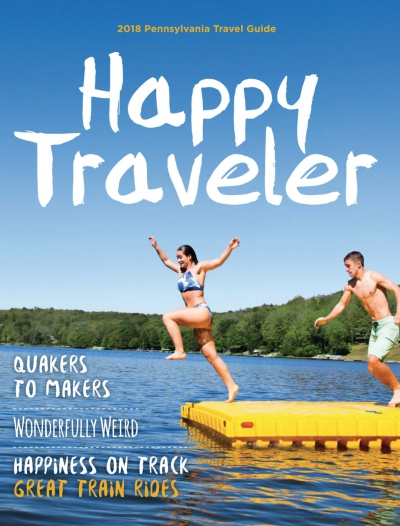 PA Happy Traveler Guide 2018