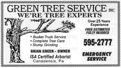 Green Tree Service, Inc.