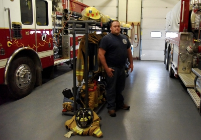 Barrett overhauls 30-year-old firehouse