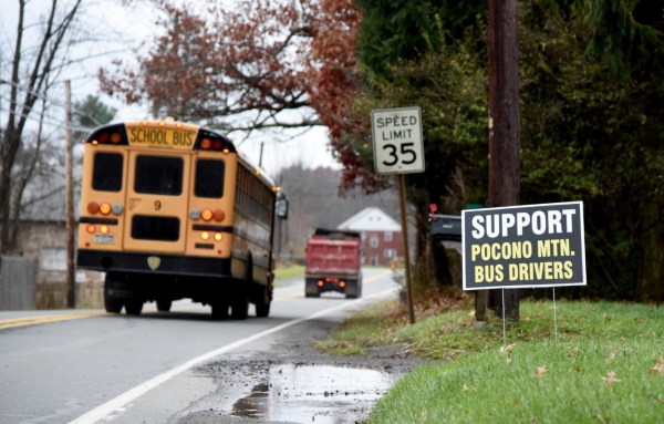 PMSD considering outsourcing its school bus drivers, meeting set