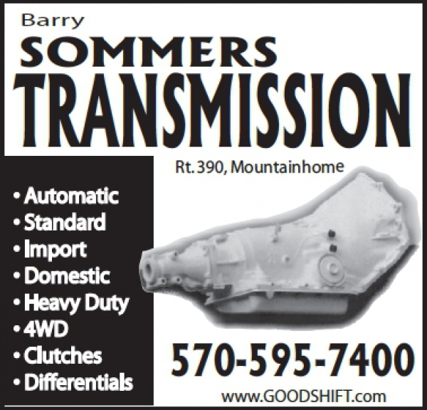 Barry Sommers Transmission