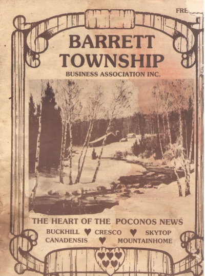 Flashback: Barrett Township Business Association (1970-ish)