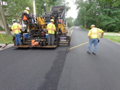 2018 Paving Projects