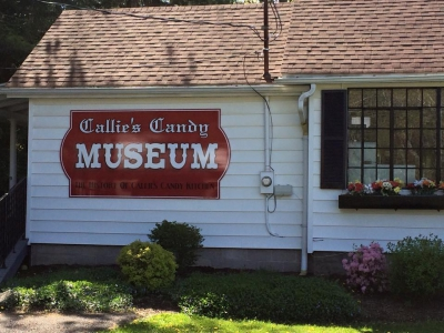 Grand Opening of Callie's Candy Museum
