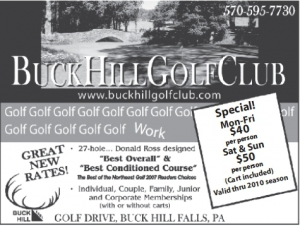 Buck Hill Golf Club