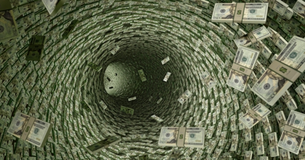 Five Years to the National Debt Death Spiral