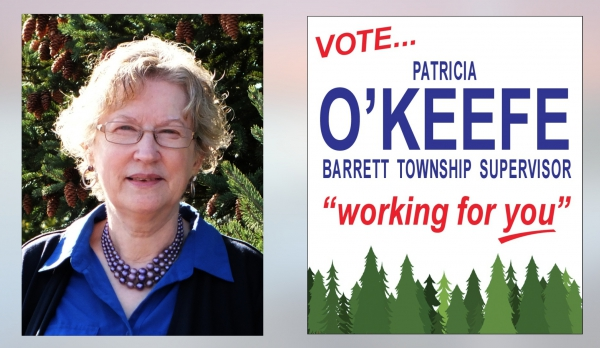 Vote Patricia O'Keefe