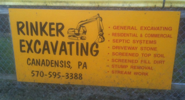Rinker Excavating