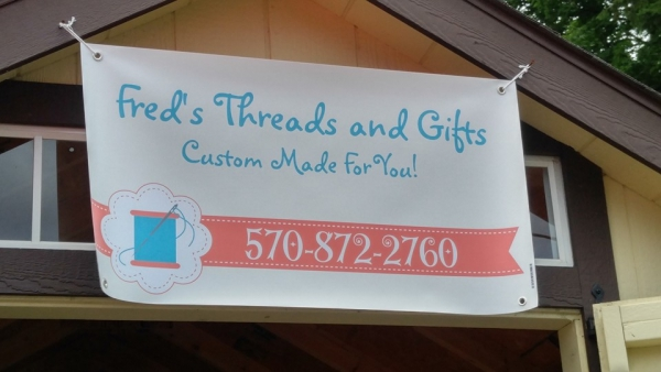 Fred's Threads and Gifts