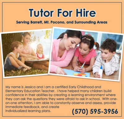 Experienced Tutor for Hire
