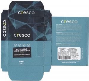Now Available: Cresco-brand Medical Marijuana Products
