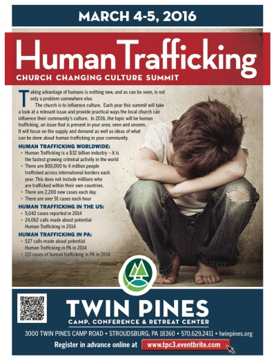 Human Trafficking: Church Changing Culture Summit