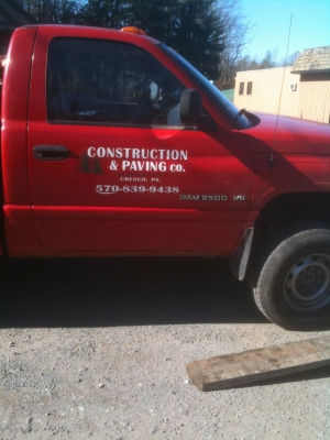 Pocono Mountain Construction & Paving Co.